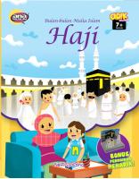 Bulan-bulan Mulia Islam : Haji