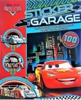 Disney Pixar Cars: Sticker Garage