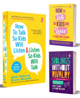 Kombo How To Talk So Kids Will Listen : Edisi Bahasa Melayu