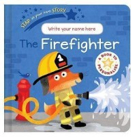 Personalised Board Books: Firefighter