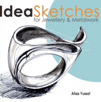 Idea Sketches For Jewellery & Metalwork