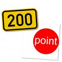 200 POINT