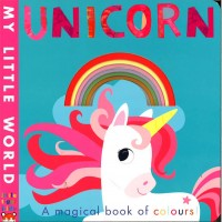 Unicorn: A Magical Book Of Colours (OP6)