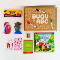 Augmented Reality Buqu By Abc - Busy Book #