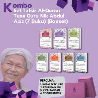 Set Tafsir Al-quran Tuan Guru Nik Abdul Aziz: 7 Buku