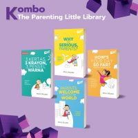 Kombo: The Parenting Little Library