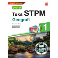 Pra-u Teks Stpm Geografi - Penggal 1