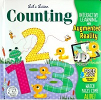 Let's Learn Counting 123