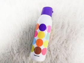 Tupperware Eco Bottle Polkadot