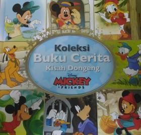 Koleksi Buku Cerita Disney Mickey & Friends (Bahasa Melayu) - (AD QUEST)