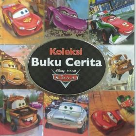 Koleksi Buku Cerita Disney Pixar Cars (Bahasa Melayu) - (AD QUEST)