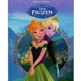 Disney Frozen - Die-Cut Classic (Bahasa Melayu)
