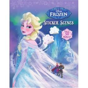 Disney Frozen - Sticker Scene (Bahasa Melayu) - (AD QUEST)