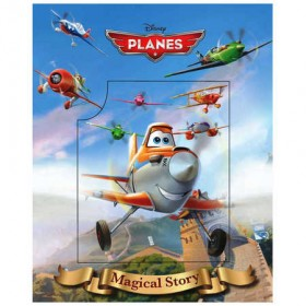 Disney Planes Magical Story (Bahasa Melayu) - (AD QUEST)