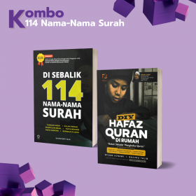 Kombo: 114 Nama-nama Surah