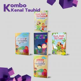 Kombo Kenal Tauhid (5 buku) #(Z2)