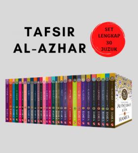 TAFSIR AL-AZHAR (SET LENGKAP 30 JUZUK)