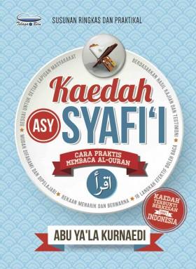 Kaedah Asy-Syafi'i: Cara Praktis Membaca Al-Quran (TELAGA)