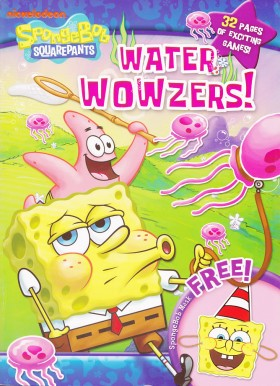 SpongeBob SQUAREPANTS Water Wowzers!