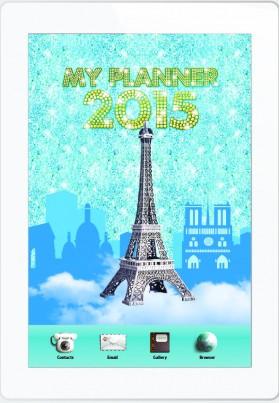 OP: My Planner 2015