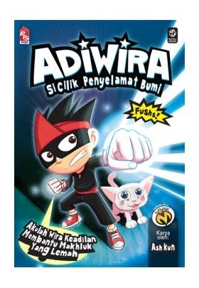 Komik-M: Adiwira #1 (Si Cilik Penyelamat Bumi)
