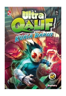 Ultra Qalif #4: Kuasa Baru