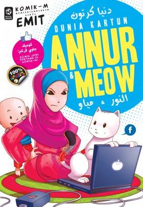 Dunia Kartun: Annur & Meow