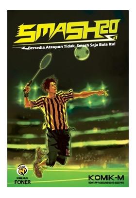 Komik M- Smash20 # 1