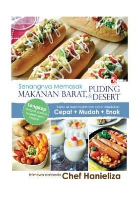 Senangnya Memasak Makanan Barat, Puding & Desert