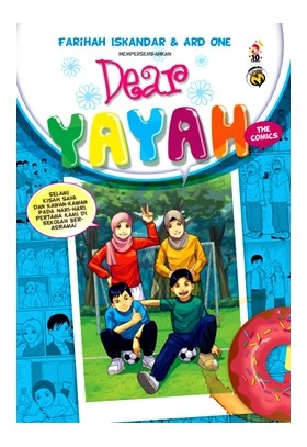 Komik-M: Dear Yayah The Comics #1