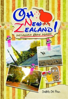Oh New Zealand! Indahnya Bumi Maori