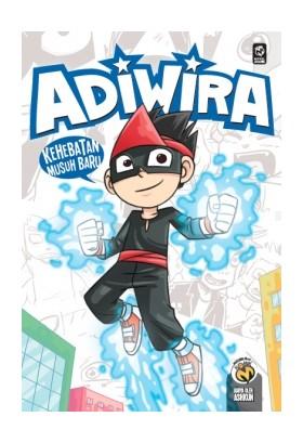 Komik-M: Adiwira #2 (Kehebatan Musuh Baru)