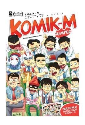 Komik-M: Bumper (Aku, Kau & Komik)
