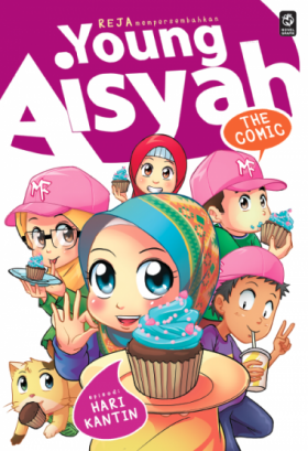 Young Aisyah The Comic #1: Hari Kantin