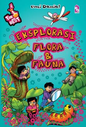 Tim Best: Eksplorasi Flora dan Fauna
