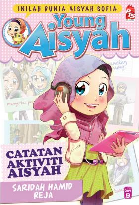 Young Aisyah: Catatan Aktiviti Aisyah [Full Color]