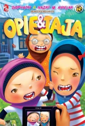 Komik M : Opie dan Jaja