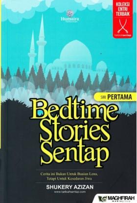 Bedtime Stories Sentap Siri Pertama (HUMAIRA)