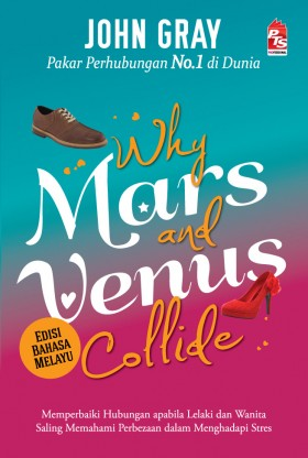 Why Mars and Venus Collide Edisi Bahasa Melayu