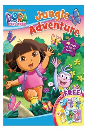 DORA the EXPLORER Jungle Adventure