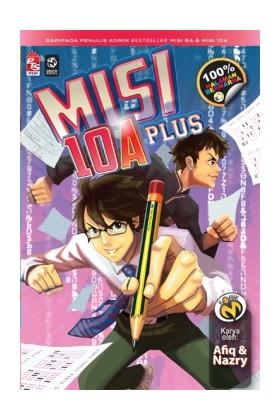 Komik-M: Misi 10A Plus