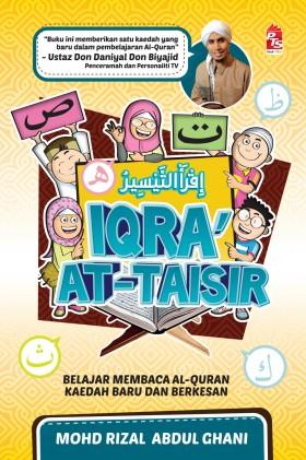 Iqra' At-Taisir: Belajar Membaca Al-Quran Dengan Kaedah Baru & Berkesan