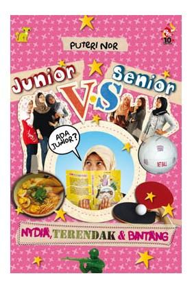 OP: Nydia, Terendak dan Bintang - Junior vs Senior