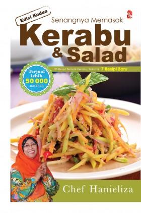 Senangnya Memasak Kerabu & Salad (Edisi Kedua)