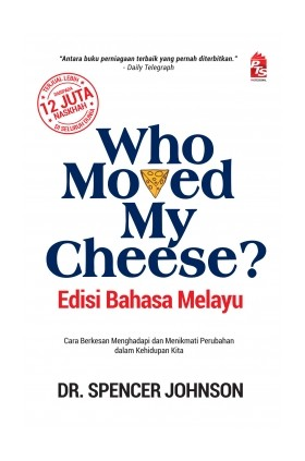 Who Moved My Cheese? (Edisi Bahasa Melayu) - Hard Cover