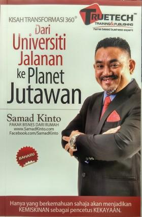 Kisah Transformasi 360°: Dari Universiti Jalanan ke Planet Jutawan (TRUETECH)
