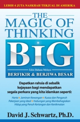 The Magic Of Thinking Big - Edisi Bahasa Melayu