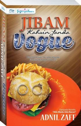 Jibam Kahwin Janda Vouge (FP)