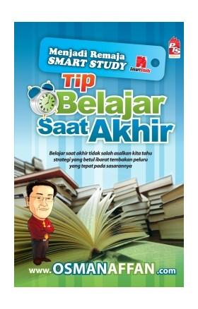 Menjadi Remaja Smart Studi: Belajar Saat Akhir