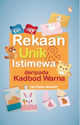 Rekaan Unik & Istimewa daripada Kadbod Warna